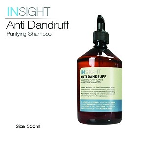 Anti Dandruff Purifying Shampoo 400ml